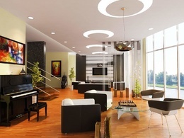 Create high quality interior design and floor plan to 3d