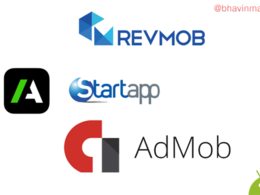 Integrate AdMob, RevMob, StartApp on any android app