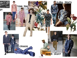Provide trend research and create a trend/mood board