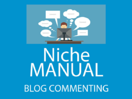 25 Manual Blog Commenting Links Relevant to your website Niche