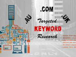 Keyword Research for SEO or PPC (25-Keywords)