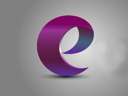 Design stylish 3D Logos