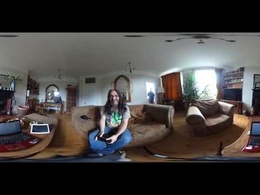 Create a 360 degree immersive video for Youtube, Google Cardboard and Virtual Reality