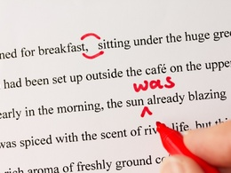 Professionally proofread 3000 words or copyedit 1500 words