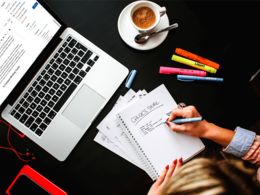 Create a list of 25 blog titles relevant to your business