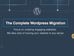 Migrate a WordPress site to a new server or domain