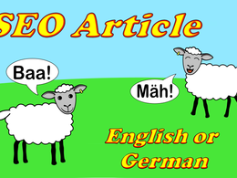 Research and write an engaging 400 word SEO article (German or English)