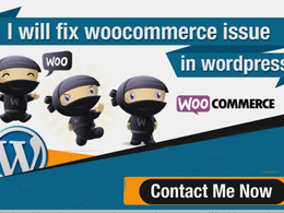 Fix woocommerce issue