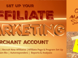 Set up your compelling Affiliate Marketing Merchant Account