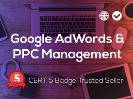 Setup your PPC campaign, Google Adwords & Bing Ads