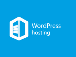 Provide 12 months of Optimised Wordpress Web Hosting