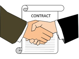 Write contract / agreement