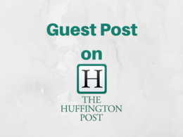 Huffington Post guest posting - Permanent Backlink