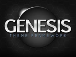 Customize StudioPress GENESIS Framework Theme