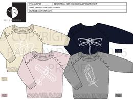 Design your childrenswear, babywear and kidswear