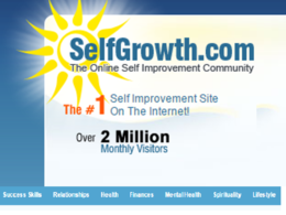 Publish guest post on Selfgrowth.com [DA 73, PA 78]