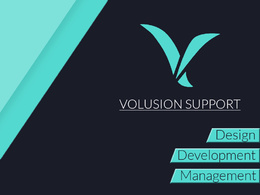 Offer 1 hour of Volusion Support