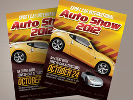 Design a Stunning Flyer/Poster for any kind of Event or Campaign