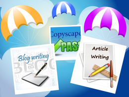 Proofread and write article review/summary
