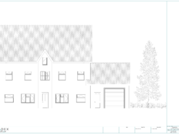 Transfer your building elevation into AutoCAD