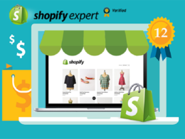 Fix any bug / Theme customization on your shopify store