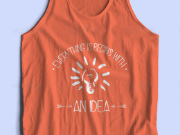 Design Cool and Trendy T-shirt and Tank Tops
