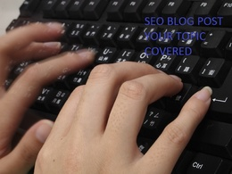 Write a SEO blog post - 800 - 1000 words