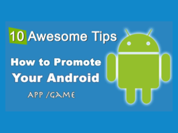 Provide 10 personalised tips & tricks to improve your Android app discovery