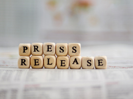 Write and distribute your press release