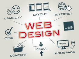 Design & Develop  Responsive Wordpress Website + Free Hosting