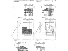 Make 2D AutoCAD drawing from PDF / 3D model / sketches