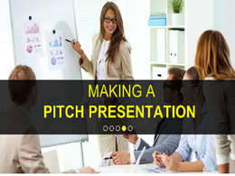 Prepare impressive Pitch Presentation / Deck for business for you