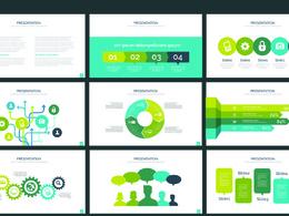 Create Powerpoint or Keynote Presentation - 20 slides