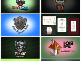 Design your attractive LOGO and company  MASCOT.
