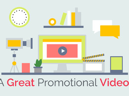 Create a 60 second professional promotional video