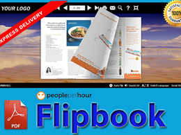Convert PDF to Flipbook