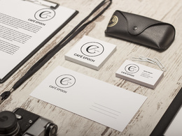 Design your logo design with branding identify package