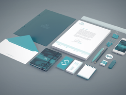 Design a couple of businesscard and letterhead