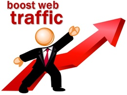 Drive 100k traffic to your website to increase your SEO Serp and google rankings