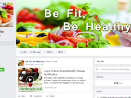 Design amazing and professional looking facebook fan page