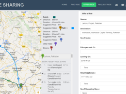 Provide you a Google Map API service