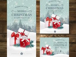 Design your Christmas card/flyer