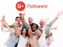 Add 1,000 Google Plus followers to your profile or page