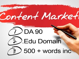 Publish a guest post on DA 90 website