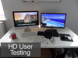 Perform a user testing of your website following your actionable steps