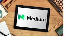 Guest post on medium, write and publish an article on medium.com