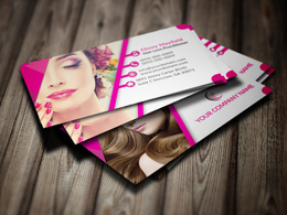 Create professional creative and beautiful business card