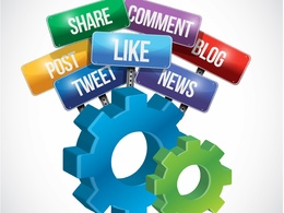 Add 3000 picture likes split over your latest 20 or 30 social media posts