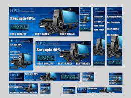 Design Banner ads, Banner Design for Social Media and Websites