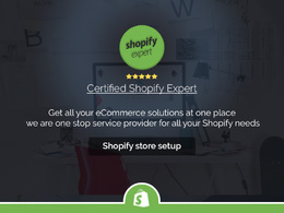 Setup your Shopify store